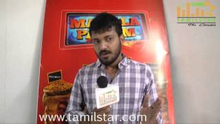 Lakshman at Masala Padam Movie Team Interview