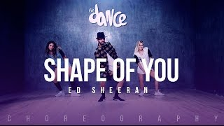 Video Shape of You -  Ed Sheeran - Choreography - FitDance Life MP3, 3GP, MP4, WEBM, AVI, FLV Januari 2018