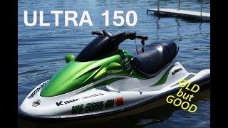 2. kawasaki Ultra 150 - It's Stil Fast