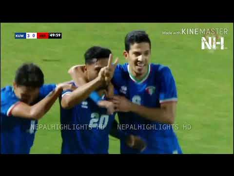 EXTENDED HIGHLIGHTS: KUWAIT 7-0 NEPAL • WORLD CUP QATAR 2022 & ASIAN  CUP CHINA 2023 QUALIFIERS 2019