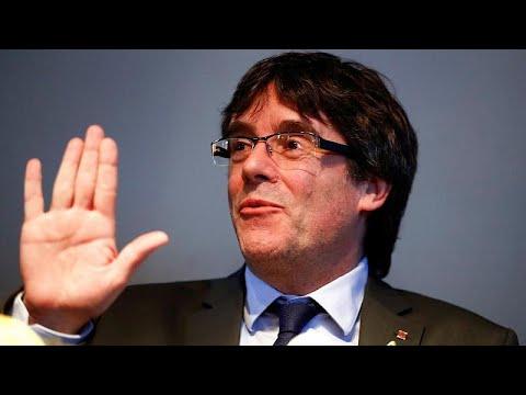 Puigdemont geht zurück ins belgische Exil