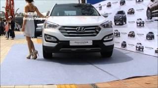 2013 Hyundai Santa Fe Test Drive