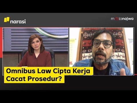 Mereka-Reka Cipta Kerja: Omnibus Law Cipta Kerja Cacat Prosedur? (Part 3) | Mata Najwa
