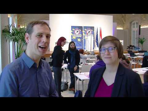 Julia Reda über Artikel 13 und Uploadfilter, die Europawahl und PIRATEN im Europaparlament