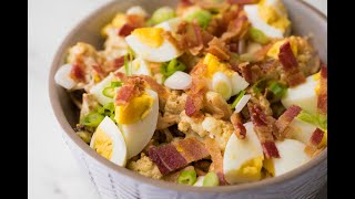 Loaded Summer Cauliflower Salad • Tasty by Tasty