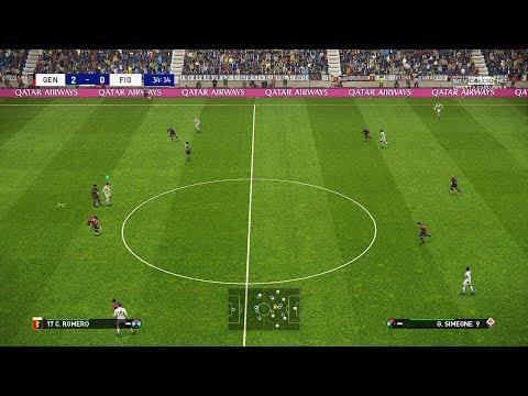 GENOA VS FIORENTINA SERIE A 29/12/2018 HD All Goals   Full Match highlights