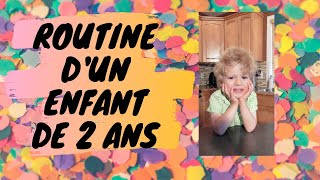 Video JOURNÉE TYPIQUE D'UN ENFANT DE 2 ANS MP3, 3GP, MP4, WEBM, AVI, FLV Agustus 2017