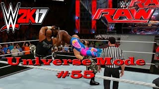WWE 2K17 Universe Mode #55 New Day Vs The Dudley Boyz W/Live Commentary Full/Updated Playlist:...
