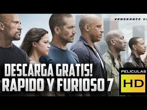 Como Descargar Rapido Y Furioso 7 (Fast and Furious) Via uTorrent (Gratis) 2015