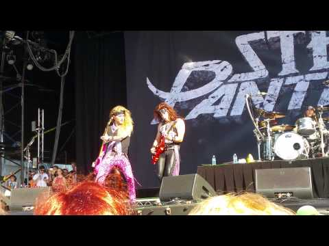 Steel Panther, Pussywhipped, Live at Soundwave Brisbane 2015