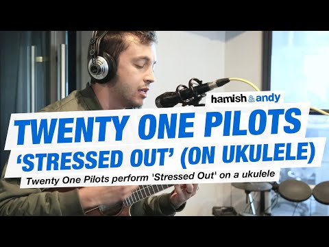 Video Twenty One Pilots - Stressed Out (Ukulele Version) download in MP3, 3GP, MP4, WEBM, AVI, FLV February 2017