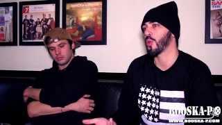 Orelsan et Gringe - Casseurs Flowters [Interview  Part 1/2]