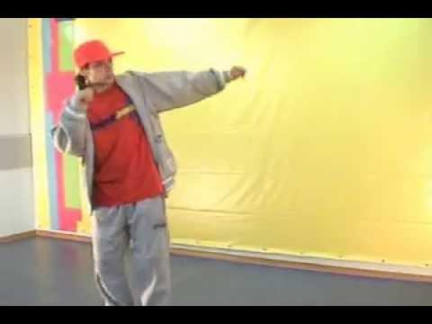 Урок хип-хоп от танцевальной школы Драконы - 3 (bounce)