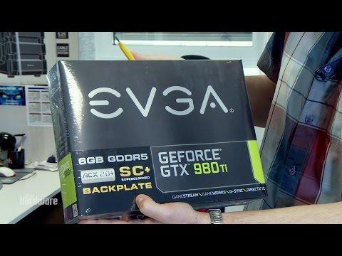 Evga Geforce GTX 980 Ti Superclocked ACX 2.0+ | PCGH-Testlabor