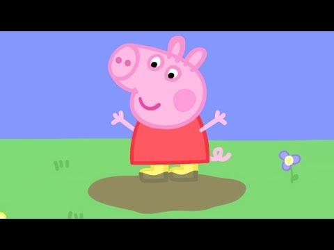 Свинка Пеппа на русском все серии подряд - Коллекция серии 6 (видео)