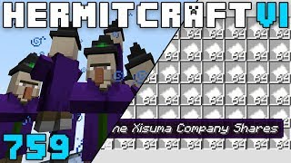 Hermitcraft VI 759 Easy Peasy Witch Farm For 1.13!