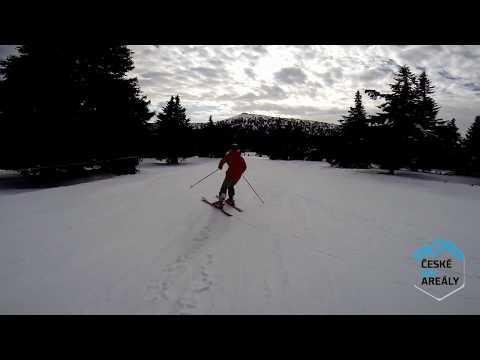 Ski Praděd modrá 7 2017