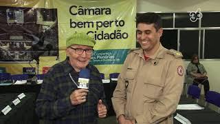 TIO MICA NA SESSÃO ITINERANTE CMVR - AÇUDE