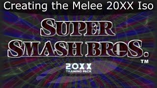Creating the Melee 20XX Iso in 3 Minutes