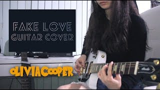 BTS - FAKE LOVE (Livs Rocking Vibe Mix) Guitar Cover