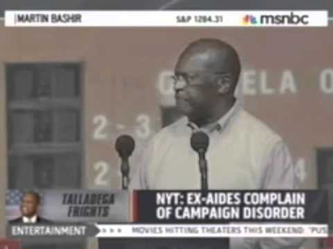 Watch 'MSNBC Analyst: GOP Sees Herman Cain as a 'Black Man Who Knows His Place''