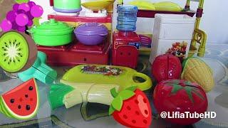 Video Mainan Murah - Mainan Anak Perempuan Mainan Masak Masakan Kompor Mainan Dapur Fruit Kinect MP3, 3GP, MP4, WEBM, AVI, FLV Juli 2018