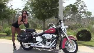 9. 2010 Harley Davidson Heritage Softail for sale - WE SHIP ANYWHERE!