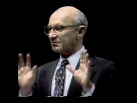 milton friedman - Milton Friedman explodes the myth that government can provide goods and services at no one's expense. Full video available for purchase at www.ideachannel.co...