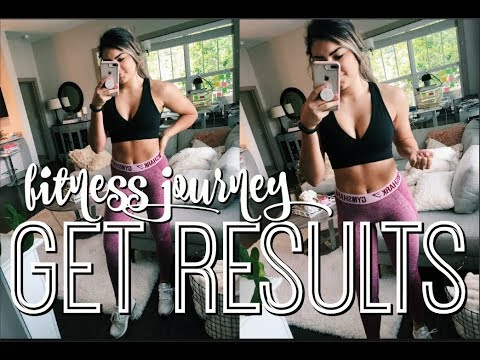 HOW TO START A FITNESS JOURNEY & GET RESULTS
