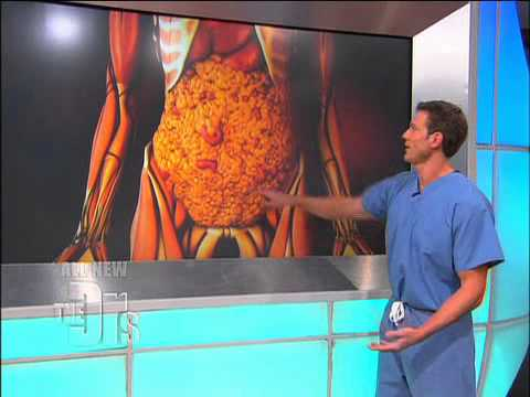 What Visceral Fat Does To The Body (The Doctors)