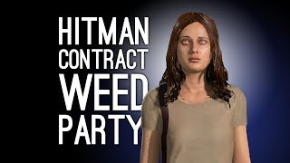 In this Hitman contract, our mission is to kill a trio of people playing music loudly at a 'weed party'. To send a message, Agent 47's hairdresser client wants 47 to murder the partygoers using scissors. Seems like an overreaction but hey, it's their money. Hit play to see how we got on and subscribe for more Hitman on Outside Xbox: http://www.tinyurl.com/SubToOxboxThough wiping out a group of stoners might seem like it isn't making the most of 47's elite hitman abilities, it turns out the trickiest part of this contract is actually finding the scissors we need to complete the contract. This is because Marrakech, where the action takes place, seems to be an entirely scissor-free zone. How are you cutting hair in this scissorless city, hairdresser, answer me that.See our Hitman playlist for more Hitman gameplay: https://www.youtube.com/playlist?list=PL_WcVABbXAhCCavvVIhwu5Fl2PKiXPWwP---Outside Xbox brings you daily videos about videogames, especially Xbox One games and Xbox 360 games. Join us for new gameplay, original videos, previews, lists, Show of the Week and other things (ask us about the other things). Thanks for watching and be excellent to each other in the comments. Find us at http://www.outsidexbox.comSubscribe to us at http://www.youtube.com/outsidexbox Like us on Facebook at http://www.facebook.com/outsidexboxFollow us on Twitter at http://www.twitter.com/outsidexboxPut a t-shirt on your body http://www.outsidexbox.com/tshirts