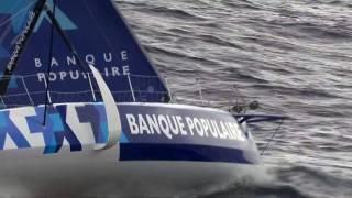 IMOCA - Vendée Globe 2016 - PAD #96 - Mardi 17 janvier 2017