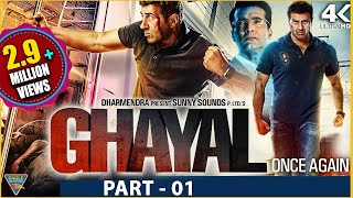Nonton Ghayal Once Again   Ghayal Returns   Hindi Movie Hd   Part 01   Sunny Deol Om Puri Shivam Patil Film Subtitle Indonesia Streaming Movie Download