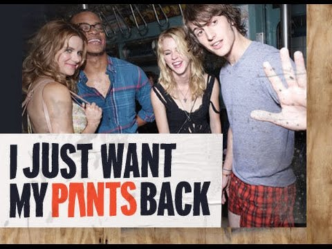 Shows That Had Crappy Endings- I Just Want My Pants Back