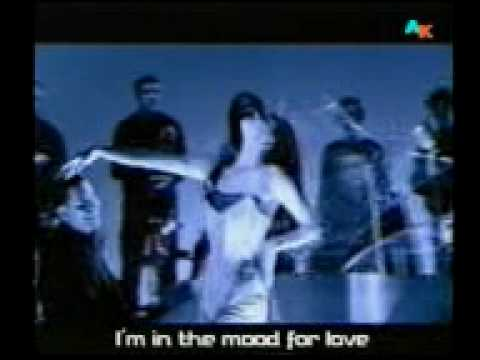 Tekst piosenki Jools Holland & Jamiroquai - I'm In The Mood For Love po polsku