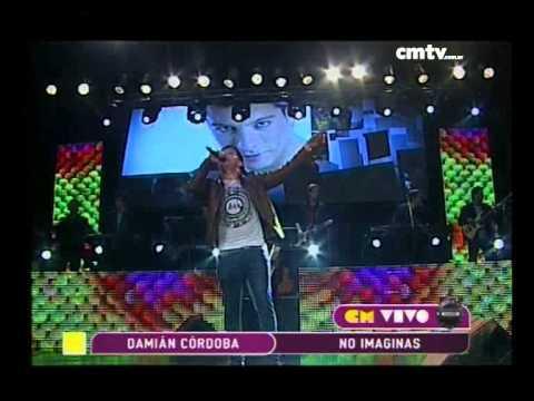 Damián Córdoba video No imaginas - CM Vivo 2014