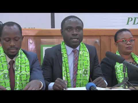 COTE D'IVOIRE: Conférence de presse
