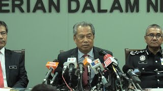 Malaysia will be one of world's safest nations, says Muhyiddin