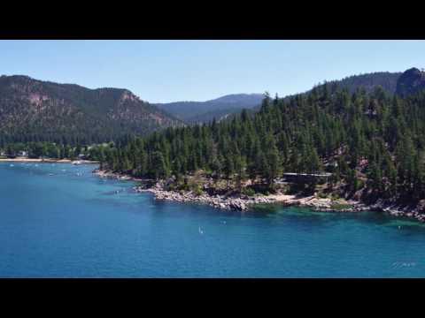 Glenbrook, Lake Tahoe, NV - Lake Tahoe Communities (видео)