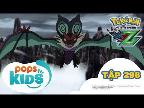 Pokémon Tập 298 - Thunder và Onban! Tia chớp phẫn nộ - Hoạt Hình Pokémon Tiếng Việt S19 XYZ - Thời lượng: 21:30.