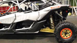 10. 2019 Can-Am Maverick X3 MAX XRS Turbo R - NCU581