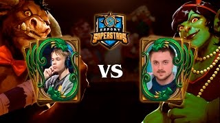 Forsen vs Pavel, game 1
