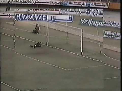 الكويت السعوديه التصفيات النهائيه لكاس العالم 1981 2 /صفر