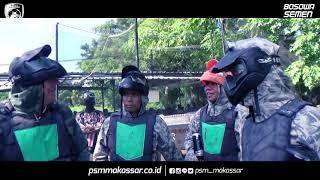 Refreshing ala PSM Makassar
