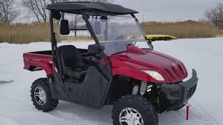 2. 500cc Ranch Pony UTV Utility Vehicle Off-road On Sale @ SaferWholesale.com