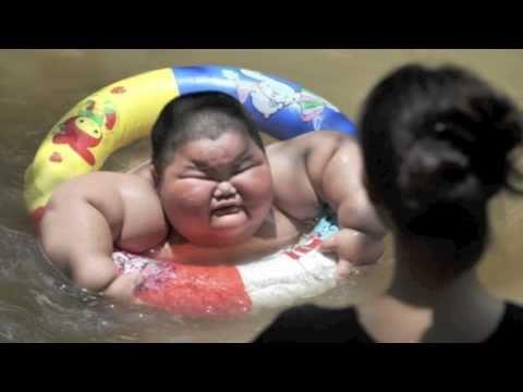 Lu Hao – 132 Pound Toddler