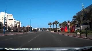 Ashkelon Israel  city pictures gallery : Поездка по улицам Ашкелона-Израиль/ Driving through Ashkelon, Israel