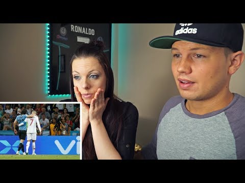 Couple Reacts To Football Respect & Most Beautiful Moments