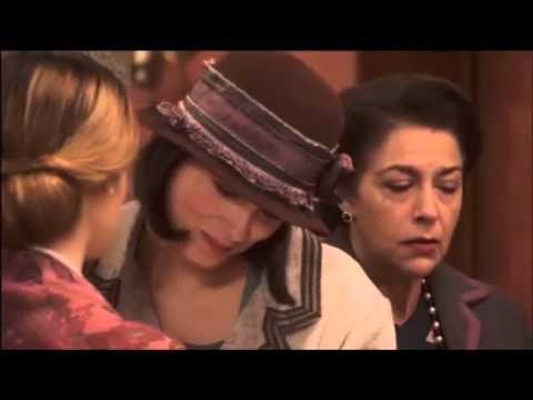 il segreto - maria porta esperanza alla villa della montenegro
