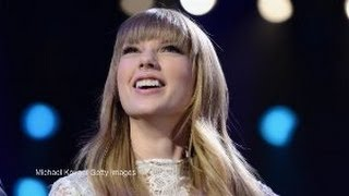 Taylor Swift - Inside ACM Entertainer Of The Year